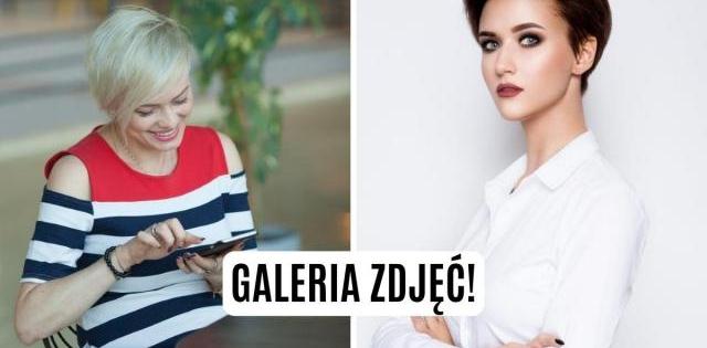 Modne Krótkie Fryzury 2019 Dla 40 Latki Kobieceporadypl