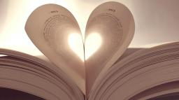 Our books. Our love