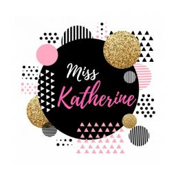 Miss Katherine's Blog
