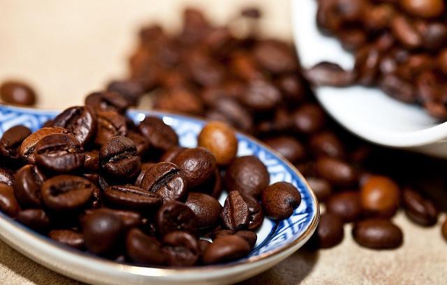 opalenizna, peeling, kawa, blog