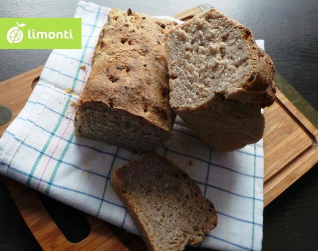 Prosty przepis na chleb pszenny z mąki razowej