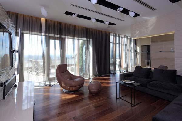 mieszkanie wieżowcu, luksusowe mieszkanie, apartament