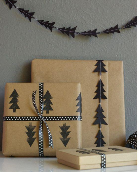 Świąteczne inspiracje, czyli jak spakować prezenty
