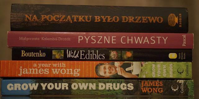 Książki, które wprowadzą Was w świat zielarstwa, czyli jak żyć bliżej natury...