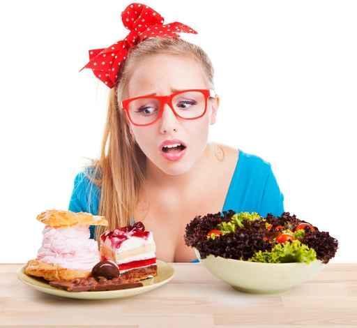 Jak jeść słodycze, żeby nie przytyć?