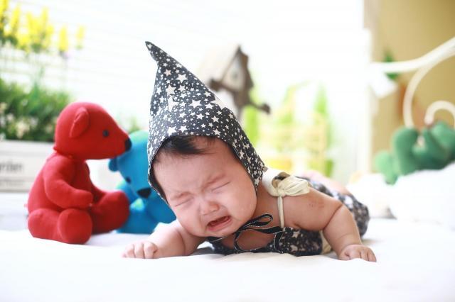 Kolka niemowlęca - jak pomóc dziecku?