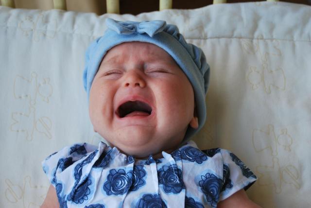Kolka niemowlęca – czym jest i jak sobie z nią poradzić?