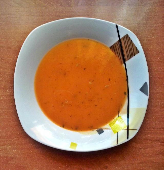 Przepis na marchewkową zupę krem