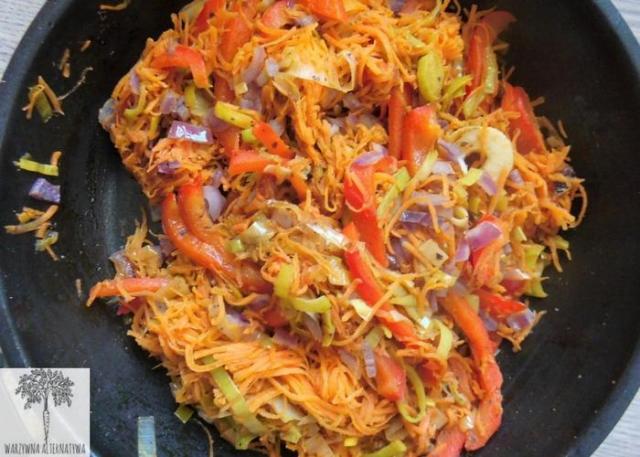 blog, przepisy, gotowanie, spaghetti, obiad, dania z makaronem