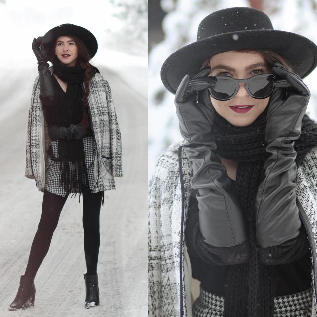 WEAR-owska by Basia Budzisz: Elegancja zimą