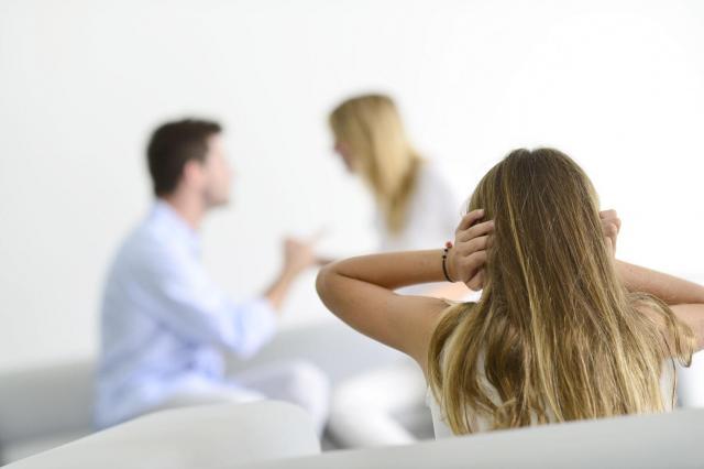 rozwód, dzieci, problemy wychowawcze