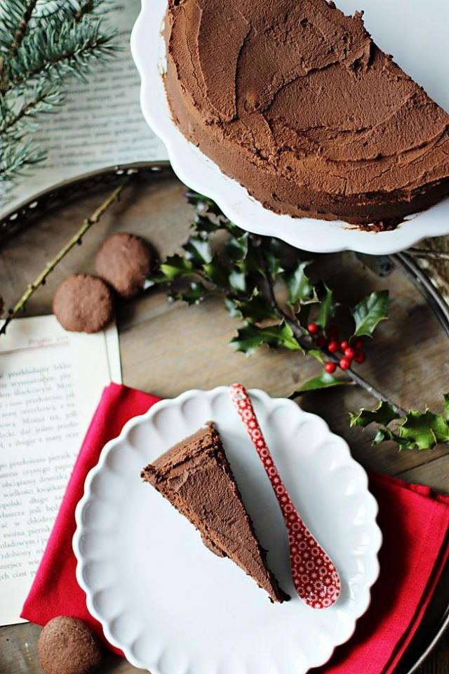 Przepis na tort truflowy
