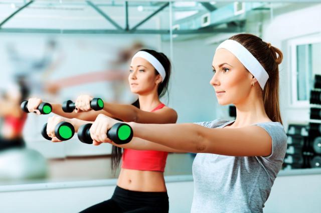 ćwiczenia, siłownia, odchudzanie, fitness