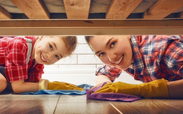 4 najbrudniejsze miejsca w domu, które należy czyścić częściej