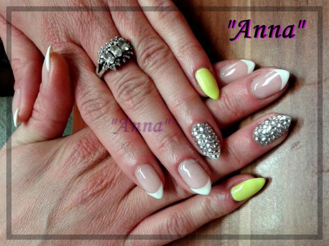 paznokcie francuskie, nails, hybryda, paznokcie, ekspert, paznokcie na ślub, manicure