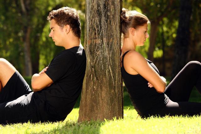 rozstanie, kobiece wyznania, miłość, związek