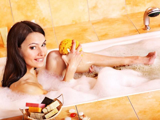 szampon, kąpiel, używanie szamponu