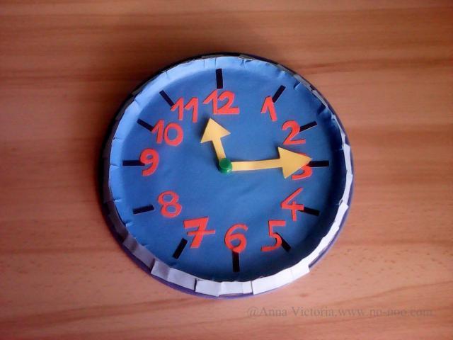 A może tak czas na naukę korzystania z zegara?