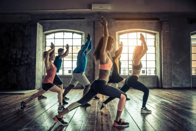 trening, dieta, fitness
