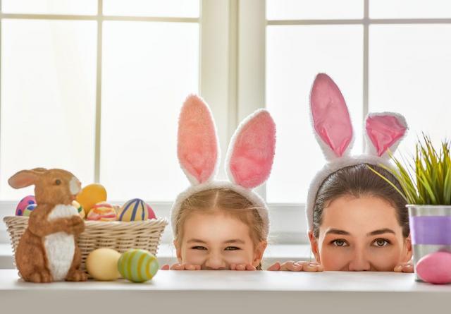 5 sposobów na to, aby święta Wielkanocne były udane