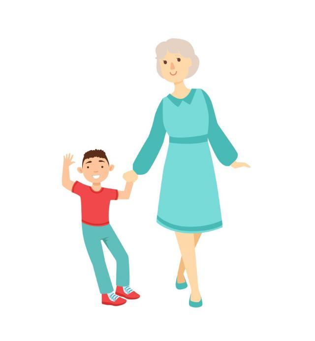 8 zasad ustalonych przez rodziców, które są łamane przez dziadków. Twoi też to robią?