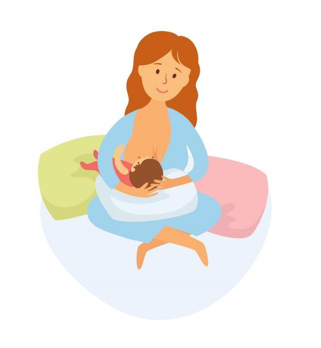 4 zalety karmienia piersią. Zgadzacie się z tym?