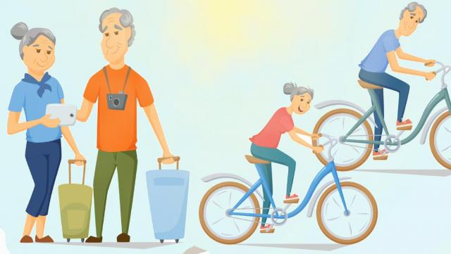 5 rzeczy, które możesz robić na emeryturze, a wcześniej nie było czasu