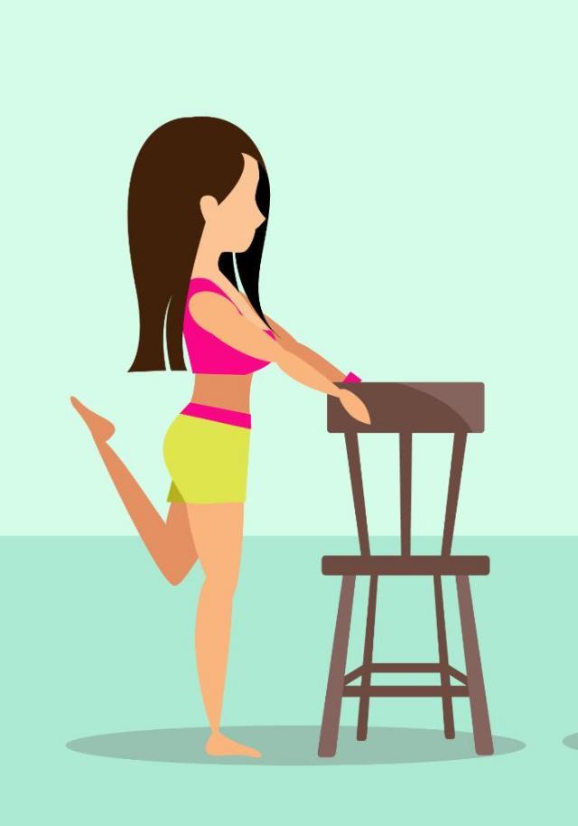 ćwiczenia, kobieta, fitness, ćwiczenia w domu, ilustracje, instrukcje, obrazki