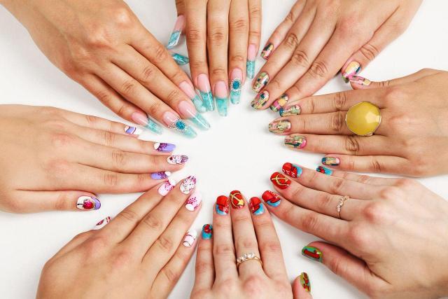 paznokcie, manicure, kształt paznokci