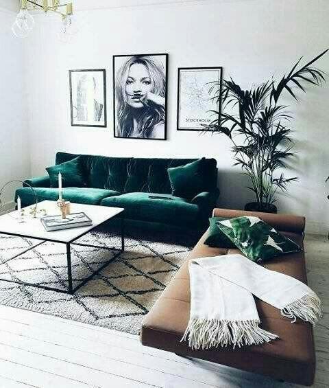 aranżacje wnętrz, blog, mieszkanie, salon