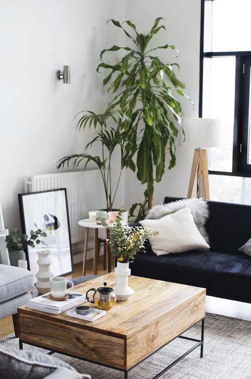 salon, aranżacje wnętrz, blog, mieszkanie
