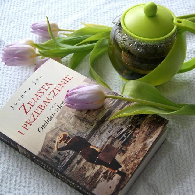 """Recenzja powieści """"Zemsta i przebaczenie. Otchłań nienawiści"""" - Joanna Jax"""