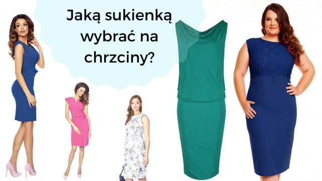 Jaka sukienka na chrzciny Twojego dziecka?
