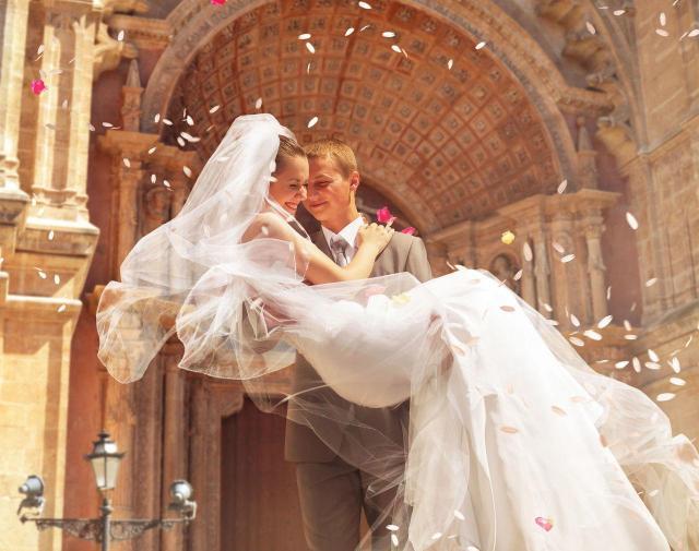 Ślub bez wesela - jak go zorganizować?
