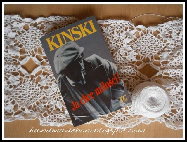 """Autobiografia Klausa Kinskiego """"Ja chcę miłości"""""""