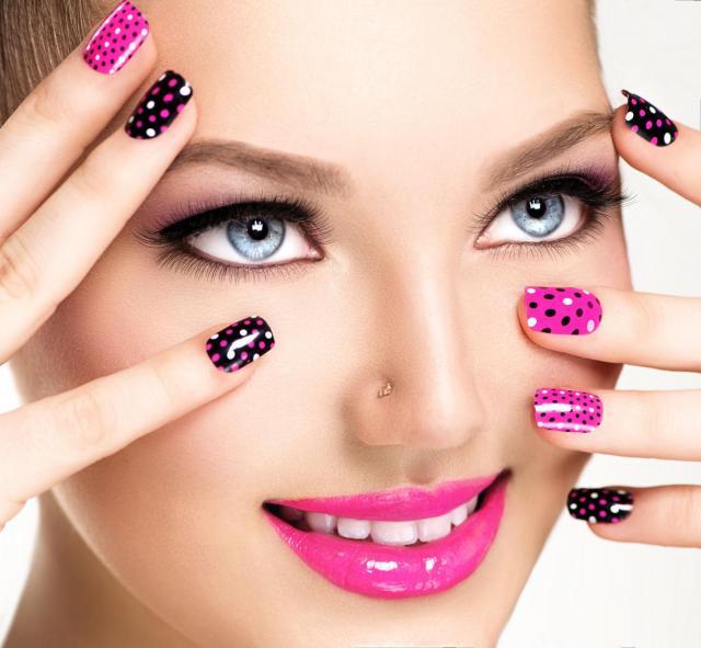 paznokcie porady, kształt paznokci