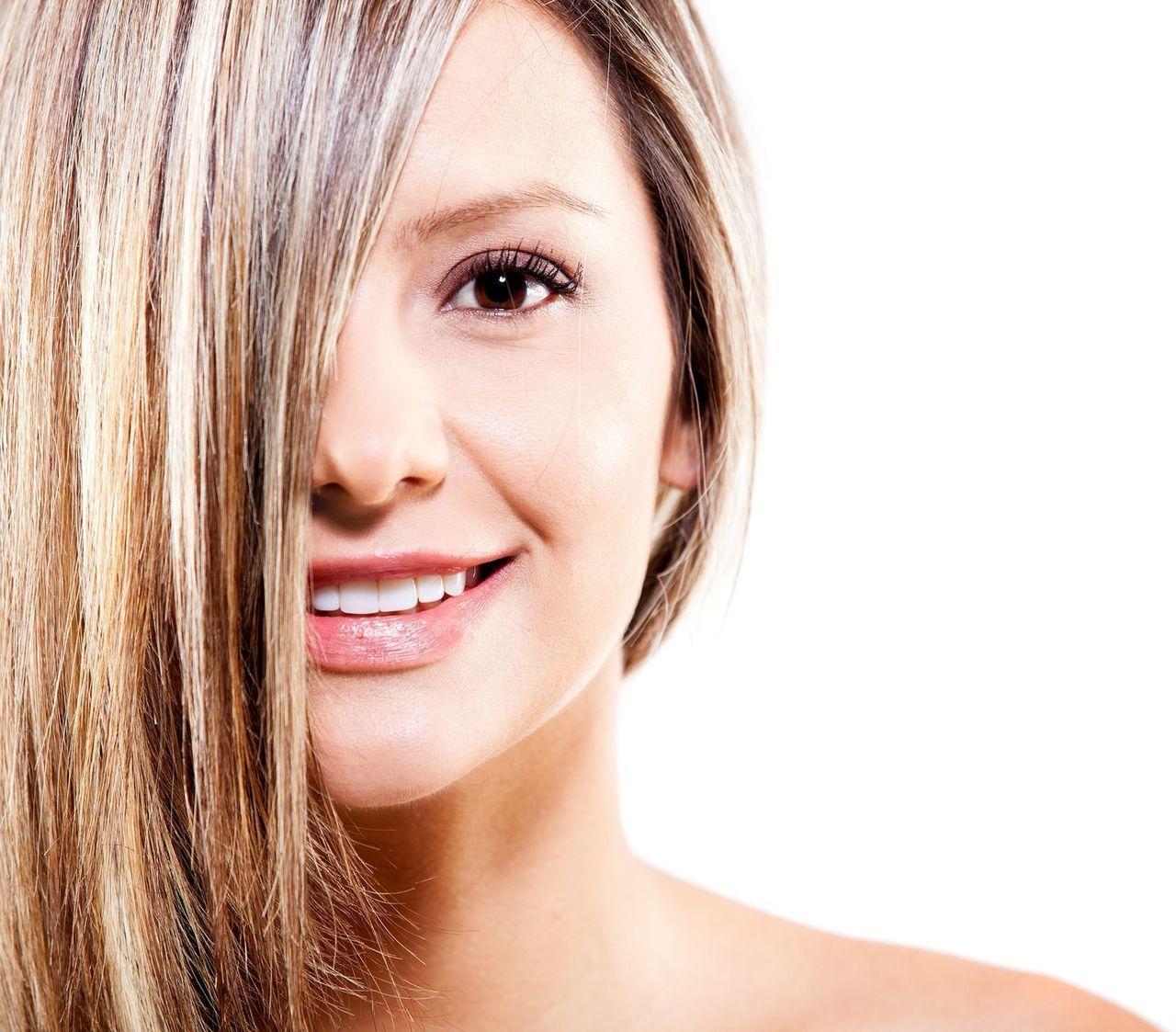Пошаговое колорирование волос