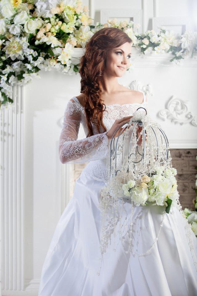 10 długich sukni ślubnych, które zachwycają