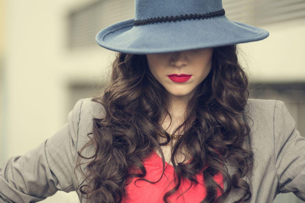 Фото дам в шляпах, Картинки дам в шляпах (36 фото) 20 фотография