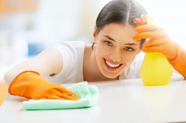 5 porad, które pomogą ci wyczyścić najbrudniejsze miejsca w kuchni