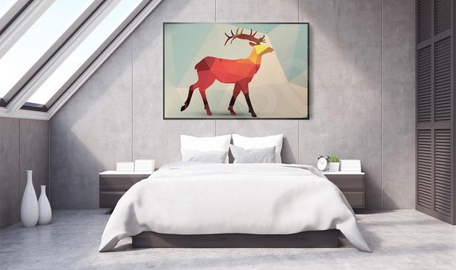 Plakaty do sypialni – dodatek, który ma znaczenie