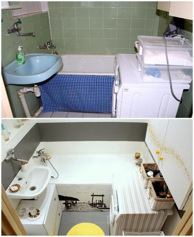 Metamorfoza łazienki W Bloku Kobieceporadypl