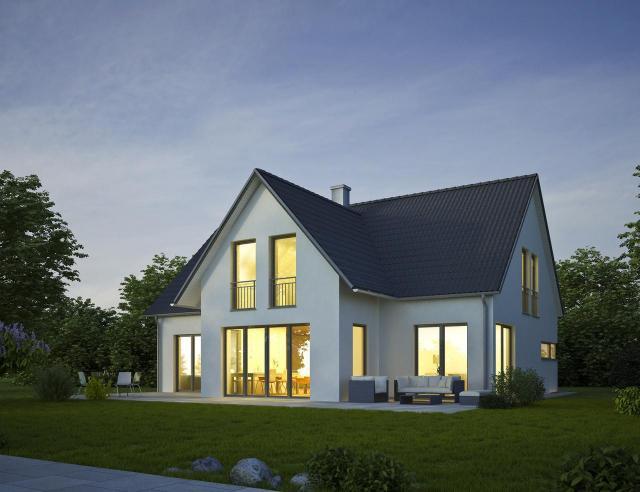 Najpiękniejsze domy jednorodzinne, w których chciałabyś zamieszkać od zaraz