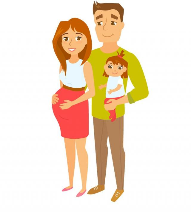 ciąża, problemy w ciąży, atrakcyjność, dieta, dieta w ciąży