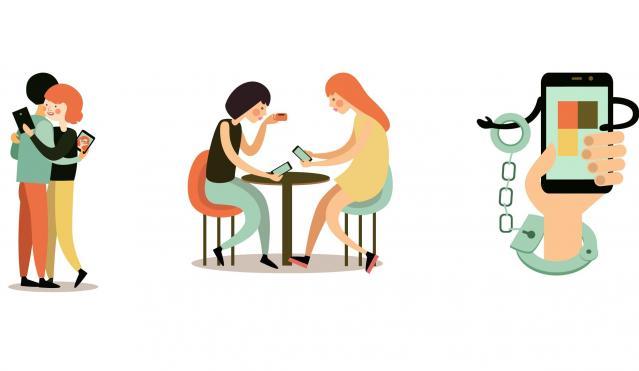 Główne objawy uzależnienia od Internetu . Sprawdź czy je masz?