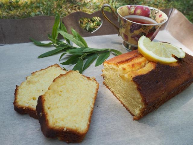 Przepis na keks cytrynowy
