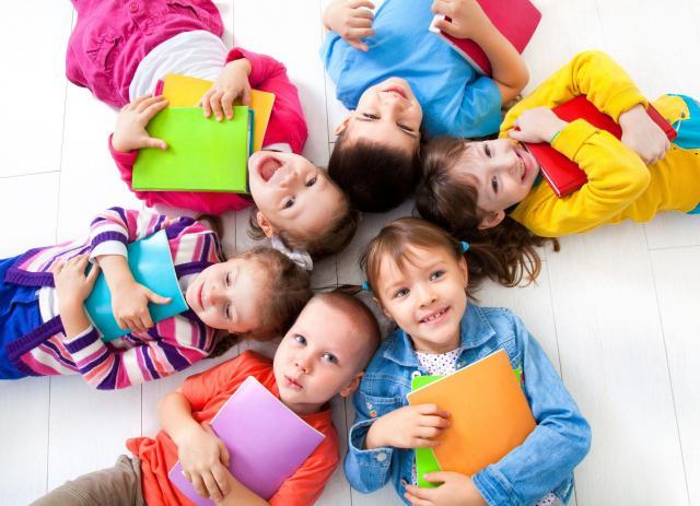 dzieci, przedszkolak, przedszkole