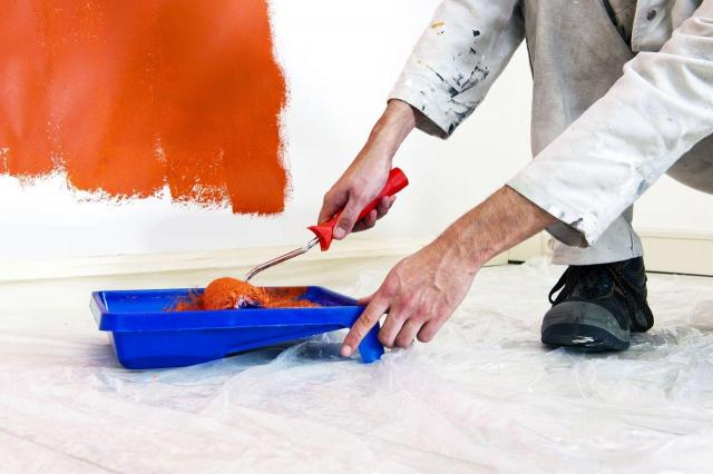 malowanie, kolor ścian