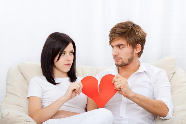 związek, rozwód, miłość