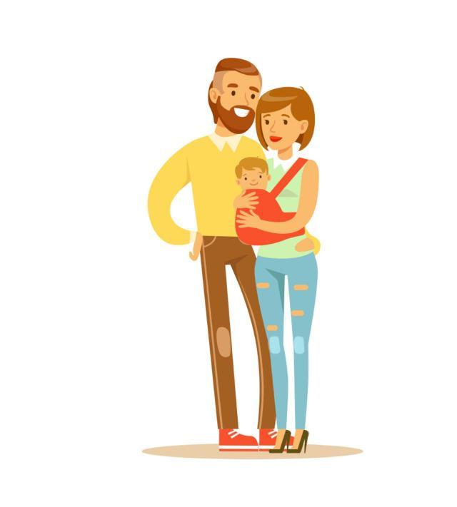 rodzice, dziecko, rodzicielstwo